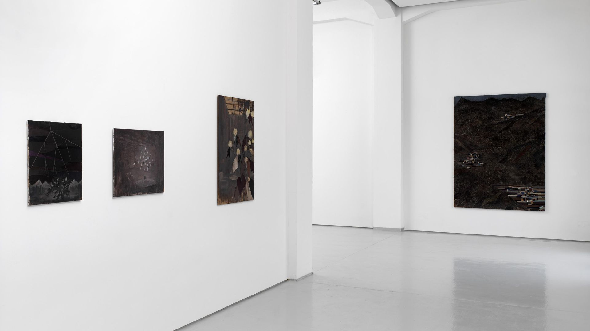 Hidden Stories, works by Armin Boem, installation view KAI 10, photograph: © Achim Kukulies, 2012